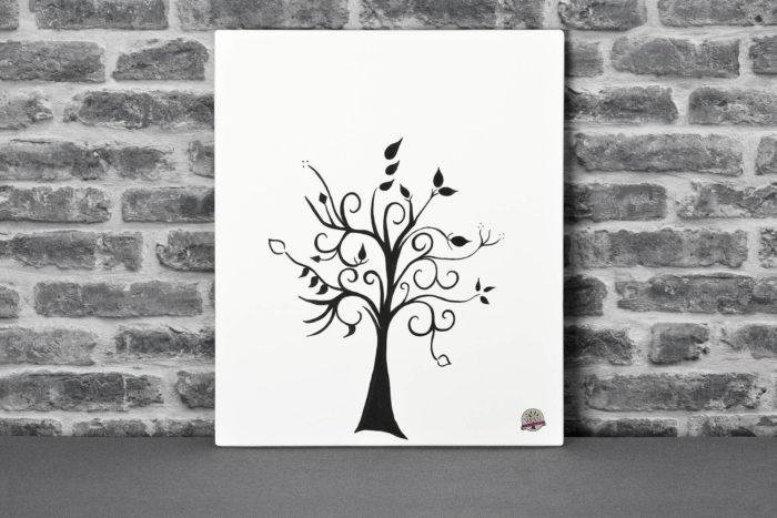 Acheter votre arbre à empreinte en ligne
